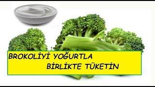 Brokoli Yoğurt Mucizesi