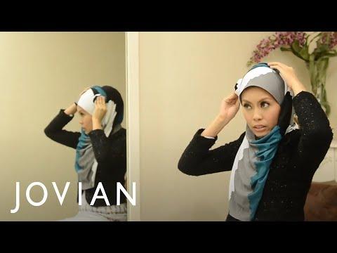J Hijab Shiena by Amelia Yusoff - Tutorial 4