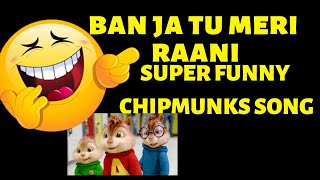 Ban Jaa Tu Meri Rani (BollyMunk) Chipmunks Dance|Tumhari Sulu|Bollywood Song|ChipMunk