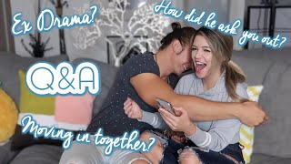 What Does My BF Think About My Ex Drama?? & More!   Boyfriend Q&A
