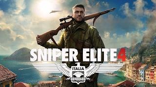 Sniper Elite 4 - PC Gameplay - Max Settings
