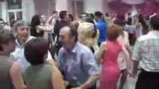 Slap dancing routine