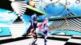 【MMD】 K - Pop Mashup - Kosmos y Lala sama models CG [HD] 1080p