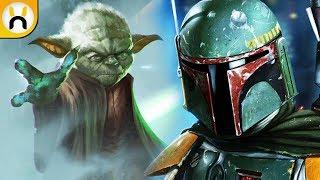 Star Wars Yoda and Boba Fett Movies In Development