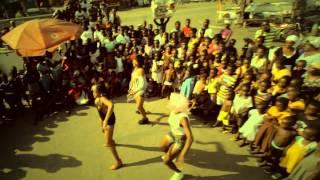 Eazzy ft Edem - Bad 2 Da Bone (official video)