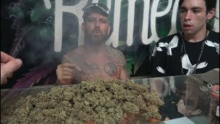Cannabis Club Barcelona w/ Benny Banks @ Remedy & getting approval for new Hash Bar on the beach