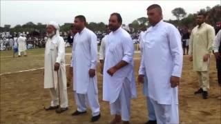 Bini - Announcement For Gul Nawaz (Gully)  vs  Raja Fakhir