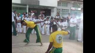 ACEM CAPOEIRA - MACULELÊ COM FACÃO