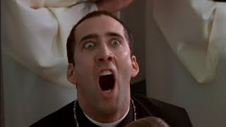 Face Off (1997) - Hallelujah scene ( Cage goes wild )