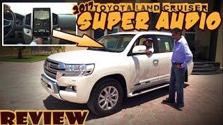 2017 Land Cruiser Super Audio Review