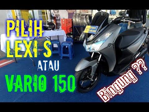 Xxx Mp4 6 Keunggulan Yamaha Lexi S 125 VVA Atas Honda Vario 150 ESP Pilih Lexi S Atau Vario 150 3gp Sex