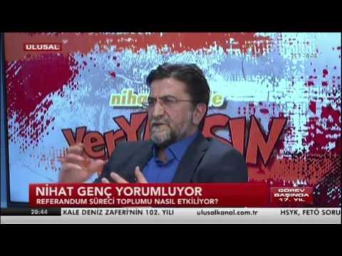 Türkler, bu toprakta köledir - Nihat Genç