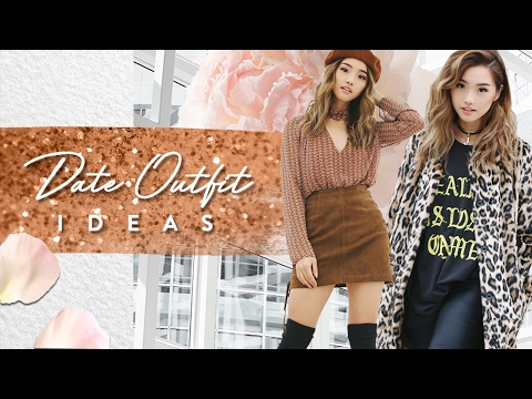 🌹 Date Outfit Ideas   Valentine's Day Lookbook 🌹