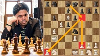 Harakiri Nakamura | Nakamura vs So  | Your Next Move (Rapid) (2018)