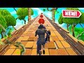 Download Video Download *NEW* TEMPLE RUN Custom Mode in Fortnite Battle Royale 3GP MP4 FLV