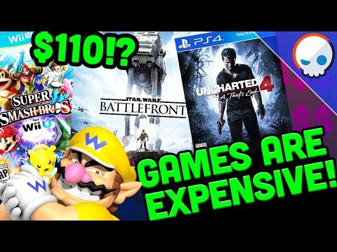 Has Gaming Gotten More Expensive Gnoggin