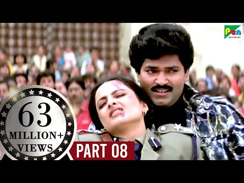 Phool Bane Angaray (1991 ) | Rekha, Rajinikanth | Hindi Movie Part 8 of 9