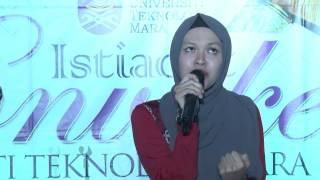 Ayat-ayat Cinta Live - Cover by Nazilah Arshad