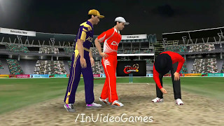 9th May IPL 10 Kings XI Punjab V Kolkata Knight Riders World Cricket Championship 2 2017 Gameplay