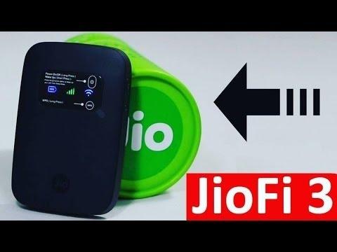 JioFi 3 JioFi 2 | How to change the JioFI device password