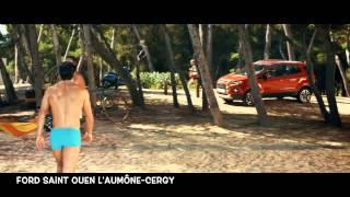Publicité Ford Ecosport 2015