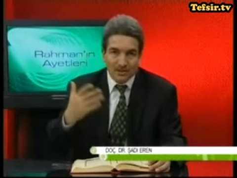 Hac Suresi Kuran Tefsiri 1-4 Ayetler Prof.Dr. Şadi Eren
