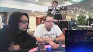 finale du championnat de France de poker amateur 2016