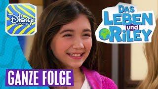 DAS LEBEN UND RILEY - Folge 1 in voller Länge | Disney Channel App 📱
