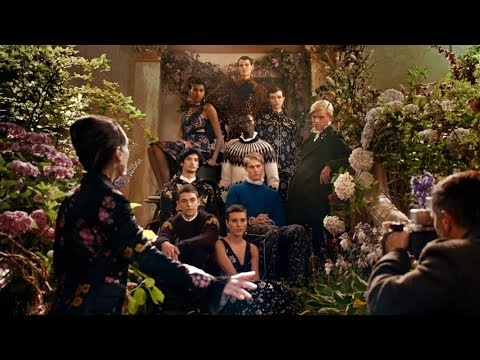 "Download ERDEM x H&M – ""The Secret Life of Flowers"" campaign film by Baz Luhrmann free"