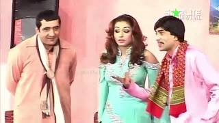 Best Of Zafri Khan and Sajan Abbas New Pakistani Stage Drama Full Comedy Funny Play