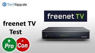 freenet TV | Test und Vorstellung | deutsch