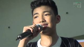 Darren in Robinsons Dasma - Love yourself