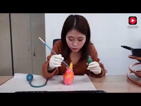 小野办公室自制超长糖葫芦,帮� �打开记忆的味蕾