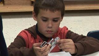 Hidden Camera Experiment: Young Kids Drawn to Guns | ABC World News | ABC News