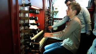 J.S. Bach -Toccata & Fugue in D-minor - Stephanuskerk Hasselt