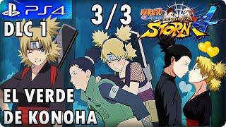 Naruto Shippuden Storm 4 Español PS4 » DLC Parte 3/3 / [EL VERDE DE KONOHA] « [HD]