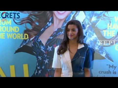 H0T Alia Bhatt's Never Seen Before Videos - Part 1