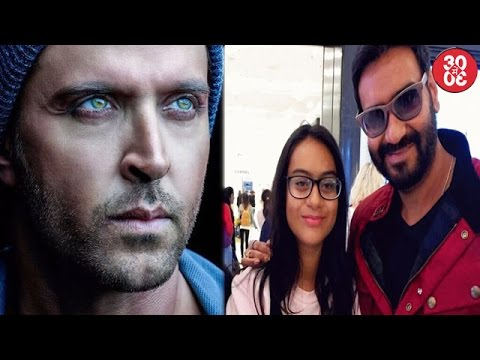 Hrithik Wants To Do A Psychological Thriller | Ajay To Take A Break For Daughter Nysa