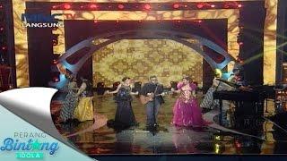 "Doel Sumbang - Julia Perez - Nini Carlina "" Malioboro "" - Perang Bintang Idola (18/9)"
