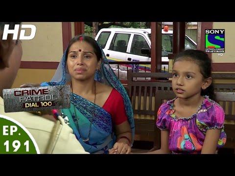Crime Patrol Dial 100 - क्राइम पेट्रोल - Kaand - Episode 191 - 7th July, 2016