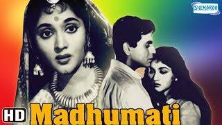 Madhumati (1958) (HD) - Dilip Kumar | Vyjayanthimala | Pran - Hit Bollywood Movie With Eng Subtitles