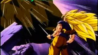 DragonBall Z movie Wrath of the Dragon Goku vs  Hirudengarn