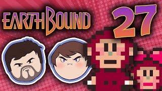 EarthBound: Monkey Maze - PART 27 - Grumpcade