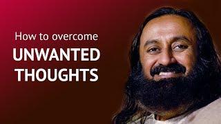 How to Make Mind Calm - A Hindi Talk by Sri Sri Ravi Shankar | Art of Living TV