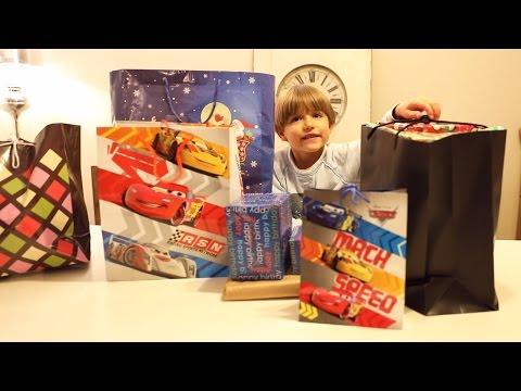 Birthday Toys Presents Opening