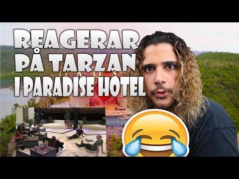 REAGERAR PÅ MIG SJÄLV I PARADISE HOTEL