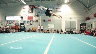 Le tricking, l'art martial des sports extrêmes - #RidingZone