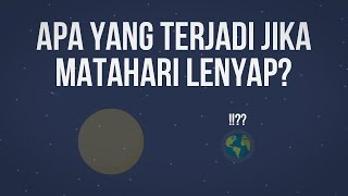 Apa Yang Akan Terjadi Jika Matahari Tiba Tiba Lenyap?