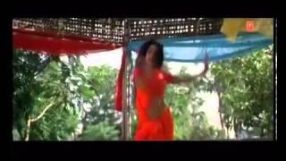 Hot Bhojpuri sexy Monalisa   masala navel saree bedroom song