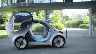 Smart Vision EQ fortwo - design